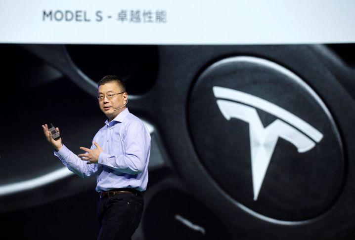 Ungeahnte Möglichkeiten: Robin Ren, Tesla-Vize, für die Region Asien/Pazifik verantwortlich
