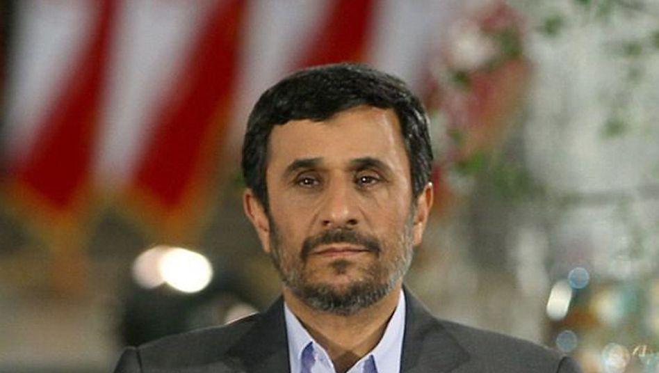 Anschlag auf Konvoi: Irans Präsident Ahmadinedschad