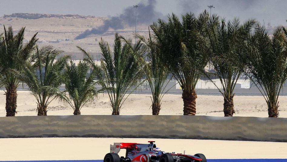 Formel-1-Rennen in Bahrain 2010: Im Jahr 2012 soll der Wüsten-Grand-Prix wieder das Auftaktrennen sein