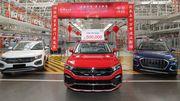 """VW ohne China """"nicht mehr vorstellbar"""""""