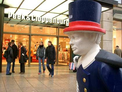 Renoviert: Kürzlich steckte P&C Nord eine Million Euro in das Hamburger Stammhaus