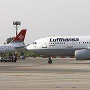 Notlandung: Auch Lufthansa leidet unter der Lehman-Pleite