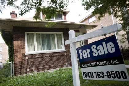 Immobilien in den USA: Dort begann die Krise