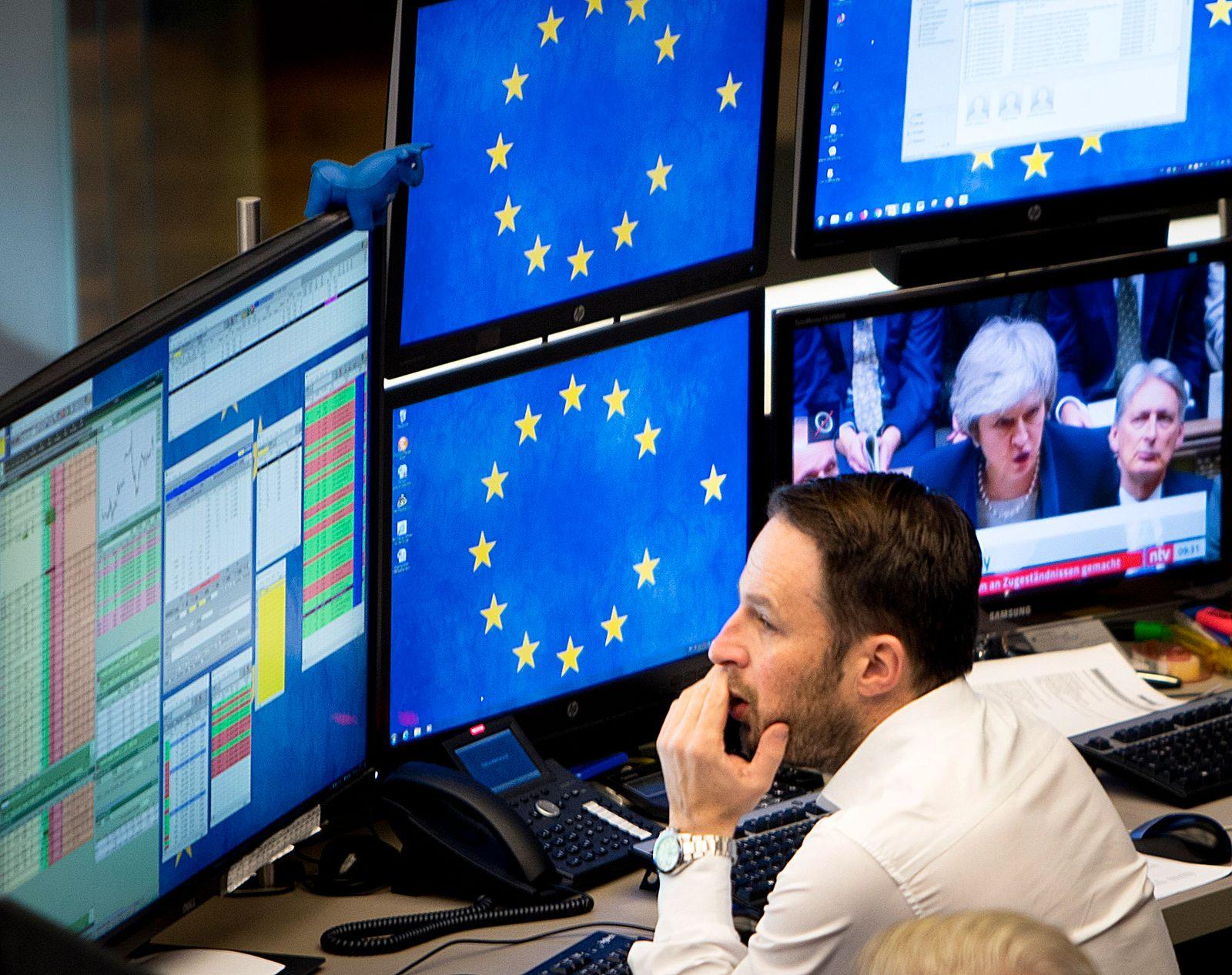Germany Brexit / Börse Frankfurt
