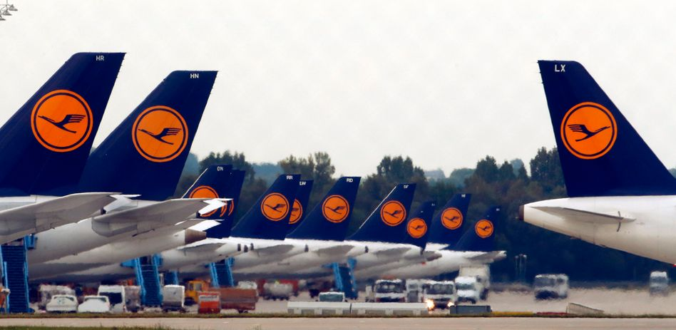 25 Fernflüge von Frankfurt mussten für Dienstag abgesagt werden, 32 weitere sollten trotzdem starten