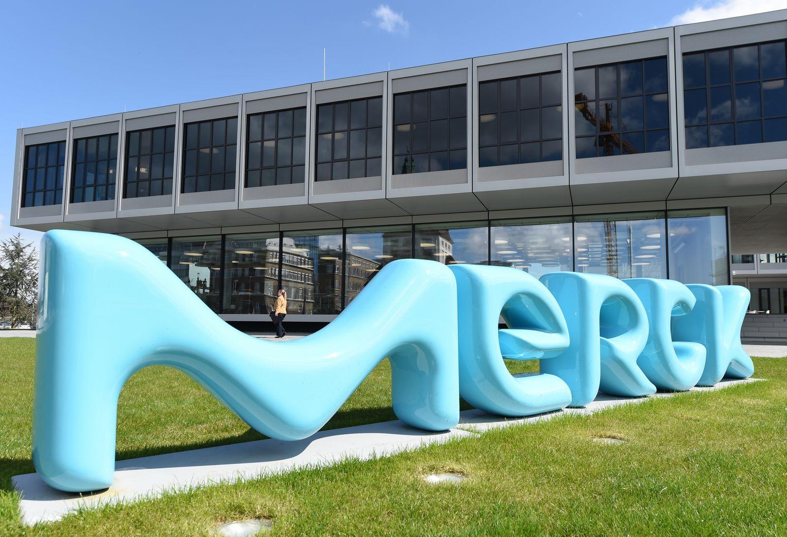Merck KGaA / Logo