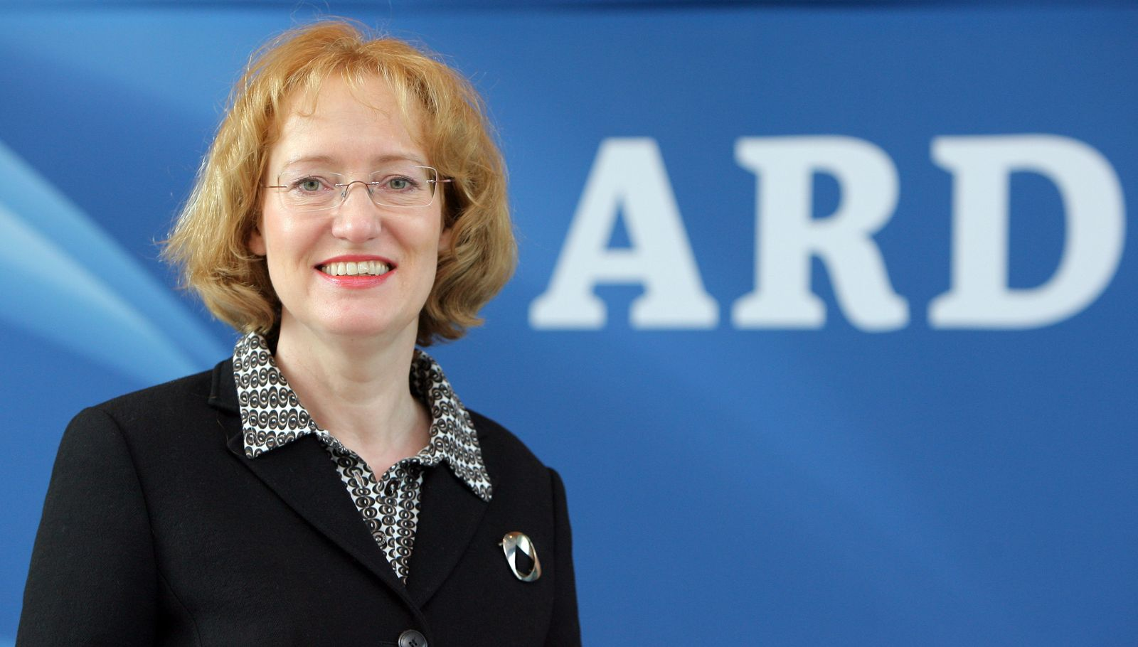 ARD-Generalsekretärin Verena Wiedemann