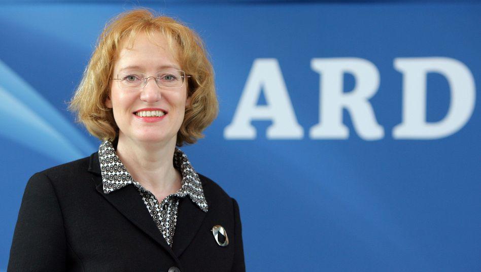 Verena Wiedmann: Die ARD-Generalsekretärin fordert Schadensersatz und Schmerzensgeld vom Senderverbund