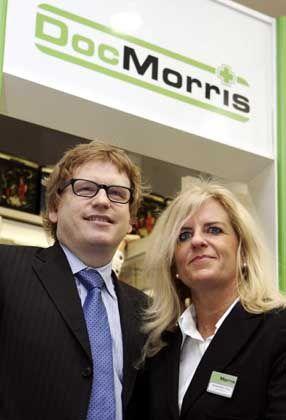 Ernüchterter Visionär: DocMorris-Gründer Däinghaus mit Apotheken-Pächterin