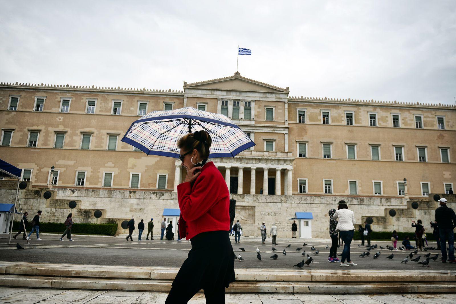 Griechenland / Konjunktur / Wirtschaft / Finanzkrise