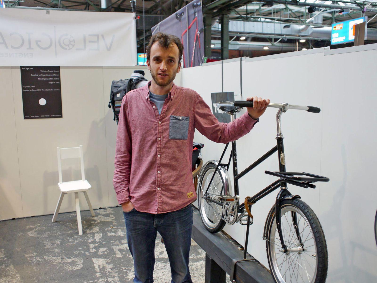 2014 / Fahrradschau Berlin