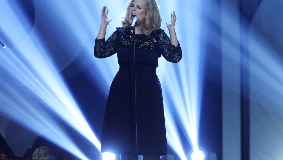 Popsängerin Adele: Fliegt sie bald bei Youtube raus?