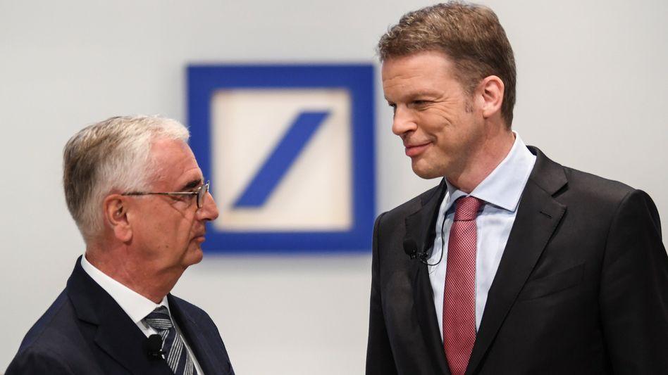 Einst namhafte Unternehmen wie die Deutsche Bank kämpfen gegen den Abstieg. Oft liegen die Ursachen der Probleme weit zurück
