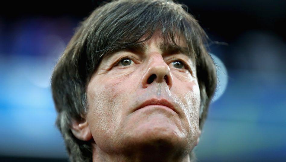 Das Ziel heißt jetzt WM 2018: Jogi Löw bleibt Trainer der deutschen Fußballnationalmannschaft
