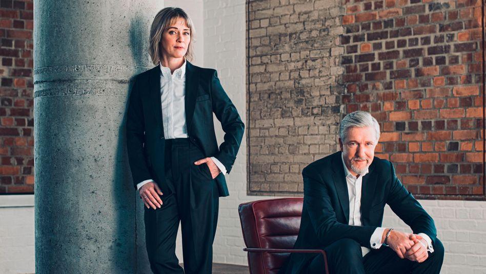 Consultingforscher: Seit Jahren sezieren Bianka Knoblach und der Wirtschaftsprofessor Dietmar Fink die Beraterszene.