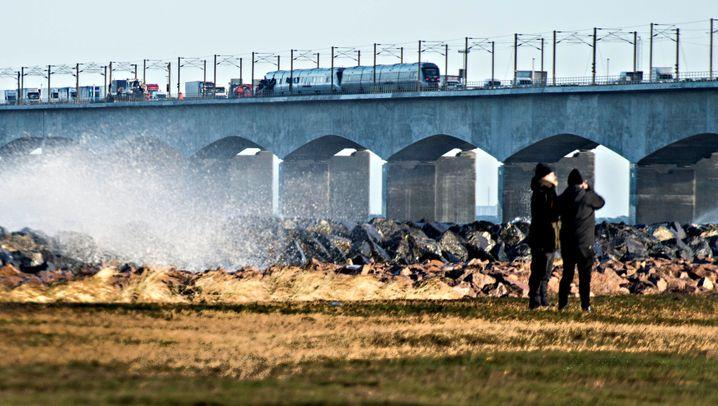 Dänemark: Schweres Unglück auf der Storebæltbrücke