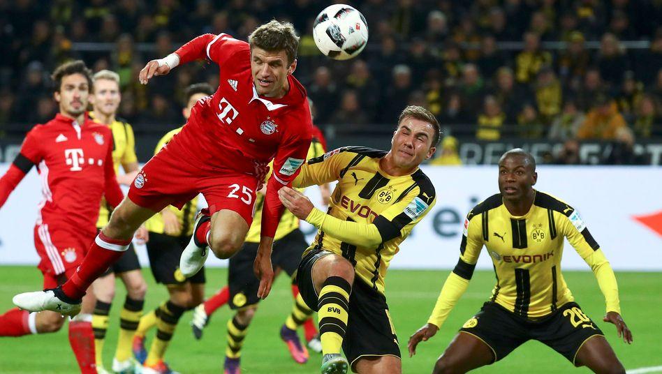 Borussia Dortmund gegen Bayern München: Investoren sehen eine Zeitenwende in der Bundesliga voraus