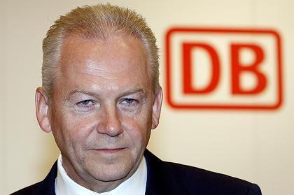 Neuer Bahn-Chef Rüdiger Grube: Radikaler Umbau