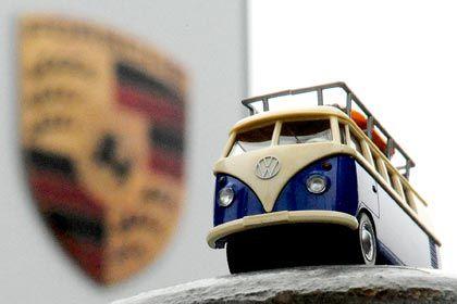 Porsche erreicht Mehrheit: Bis Jahresende wollen die Stuttgarter auf 75 Prozent der Anteile aufstocken