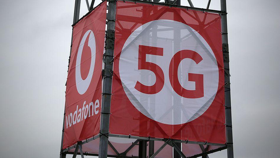 Branchenhoffnung 5G: Bis Ende des Jahres 30 Millionen Menschen versorgen