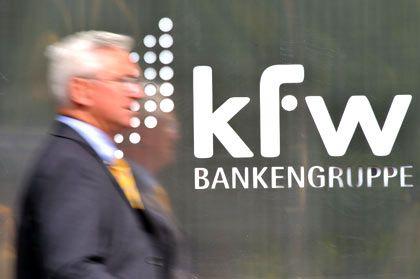 Ziel von Ermittlungen: Die Staatsanwaltschaft Frankfurt am Main untersucht die Überweisung der KfW an die Pleitebank Lehman Brothers