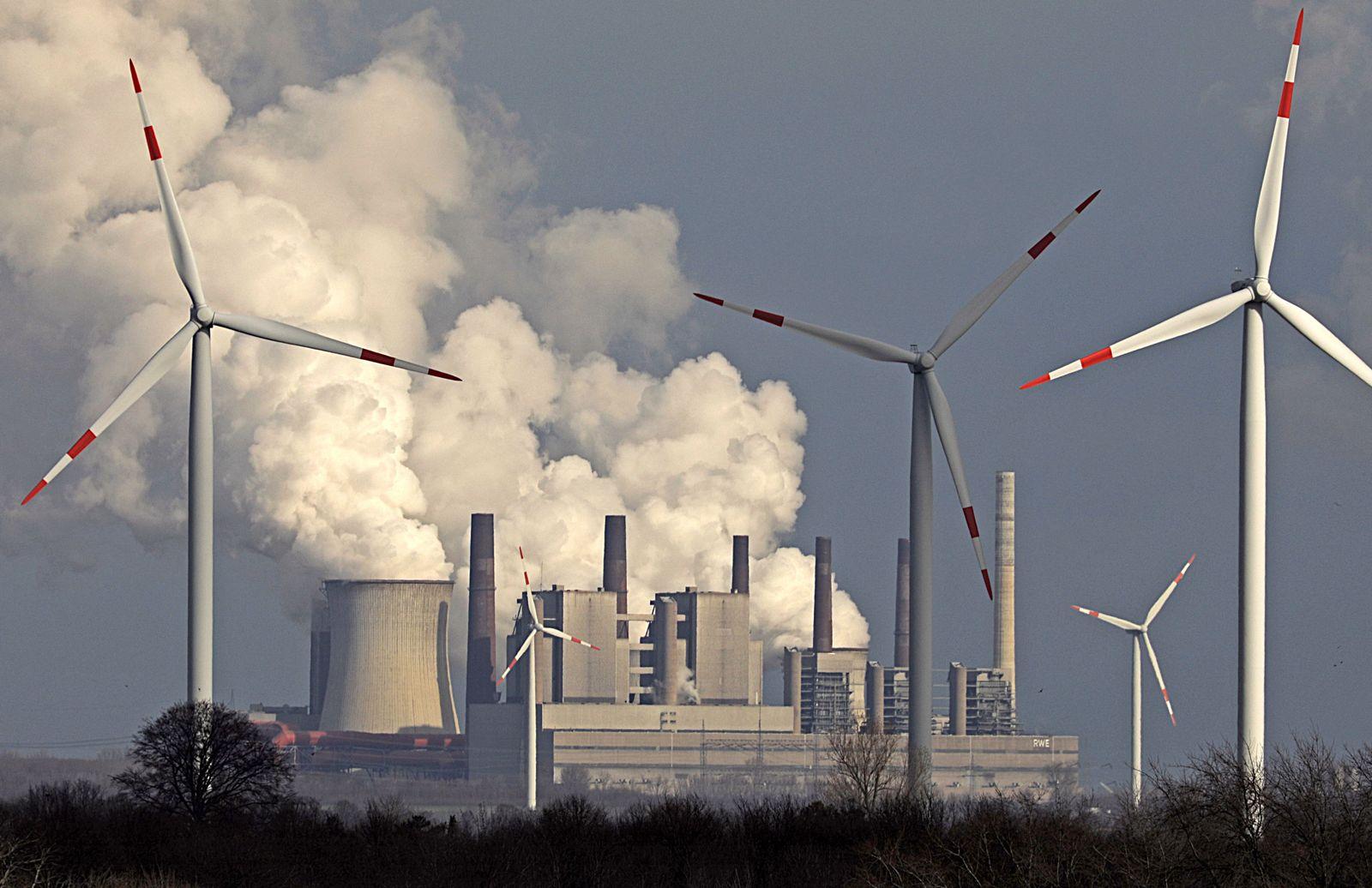 Klimapaket Bundesregierung - Lage