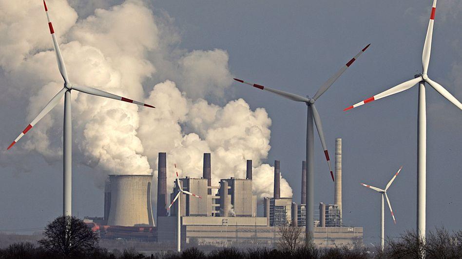 Energiewende: Der CO2-Preis soll steigen und 25 bis 65 Euro je Tonne kosten