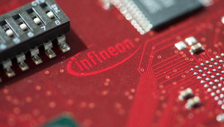 Infineon ist am Ziel: Für rund neun Milliarden Euro darf der deutsche Halbleiterhersteller seinen US-Konkurrenten Cypress übernehmen