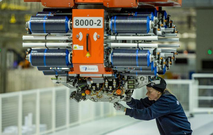 Airbus fährt die Fertigung neuer Tragflächen zurück