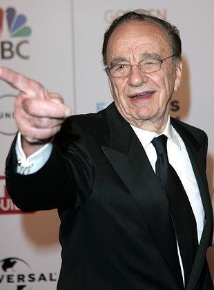 Dow Jones im Visier: Milliardär Murdoch will den US-Medienkonzern kaufen