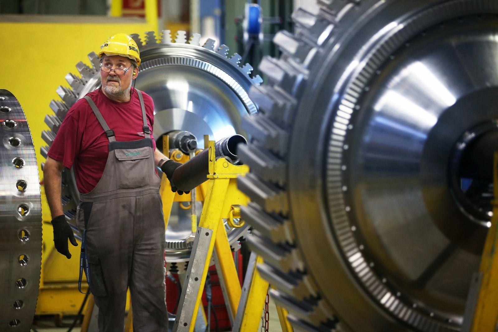 Deutschland / Konjunktur / Maschinenbau / Arbeitsmarkt