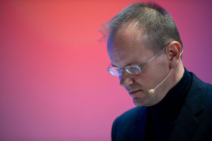 Zurückgetreten, aber nicht aus der Schusslinie: Wirecards Ex-Chef Markus Braun