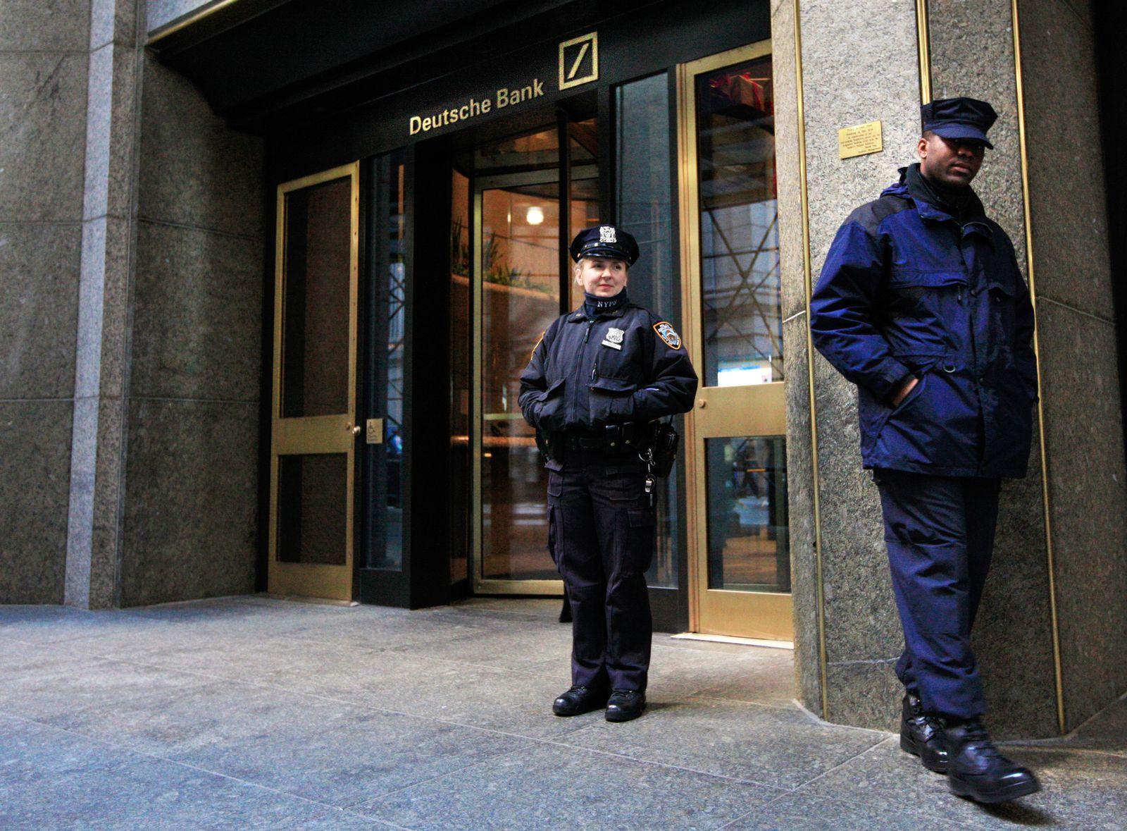 Deutsche Bank / USA / New York