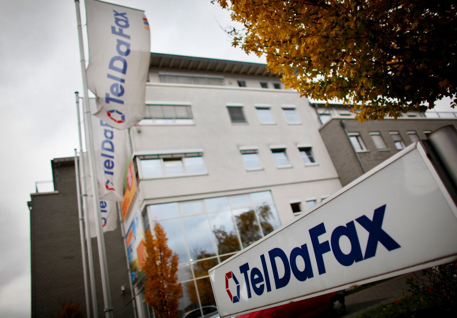TelDaFax Firmenzentrale Insolvenz