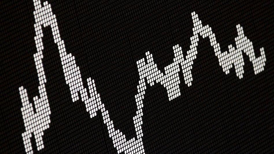 Fieberkurve im Dax: Die kommenden Handelstage dürften turbulent werden