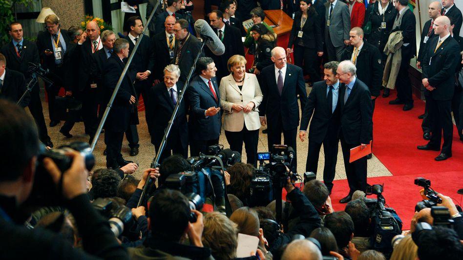 Schulden-Krisengipfel in Brüssel: Zumindest psychologische Wirkung auf die aktuelle deutsche Wirtschaftslage