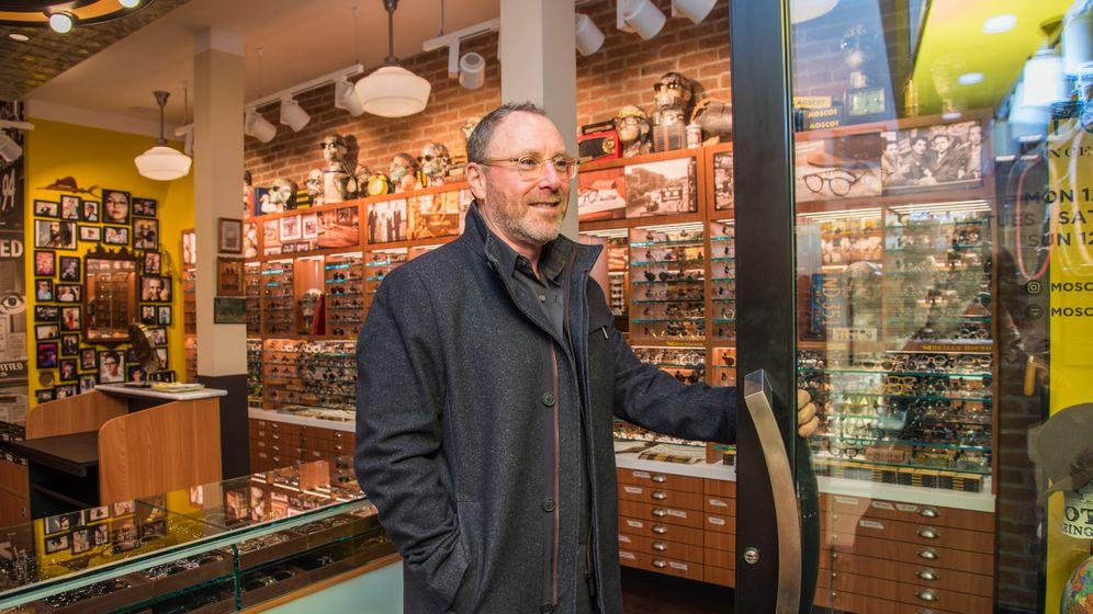 Moscot-Brillen: Dicke Rahmen für berühmte Brillenträger