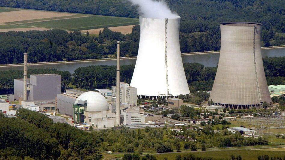 Bleibt nun für immer abgeschaltet: EnBW-Atomkraftwerk Philippsburg I