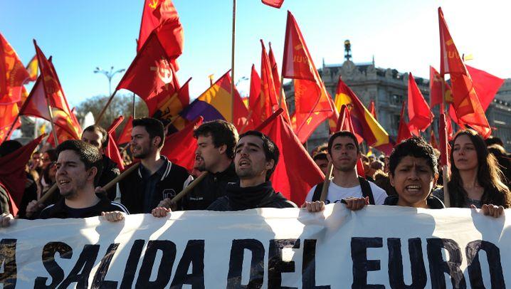 Marshallplan reloaded: Europa retten - mit Planwirtschaft und Finanzalchemie