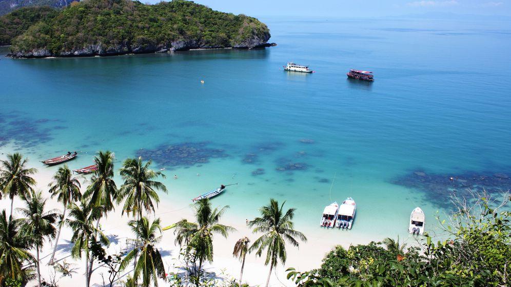 Zebrafische und Hippies: Segeltour durch den Golf von Thailand