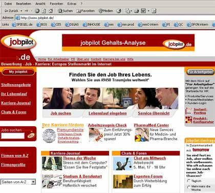 Mutter-Konzern verkauft Jobpilot: Adecco beteiligt sich an Monster