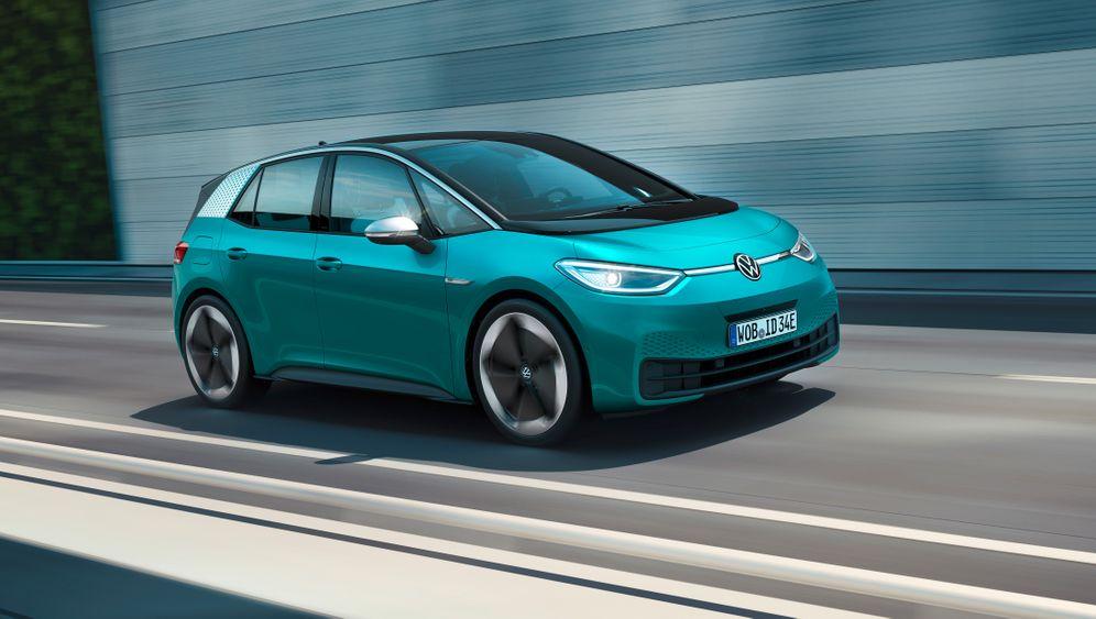 IAA-Premiere: Elektrischer Volkswagen