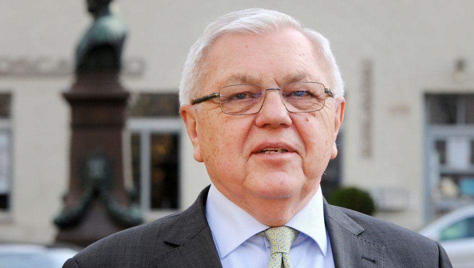 Harald Kujat trtt als Chefaufseher beim Waffenherstellers Heckler & Koch zurück