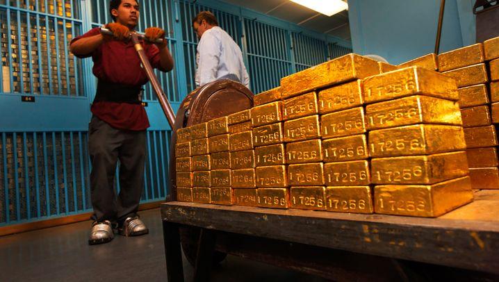 Gold gegen Aktien gegen Häuser: So viel ist alles Vermögen der Welt wert