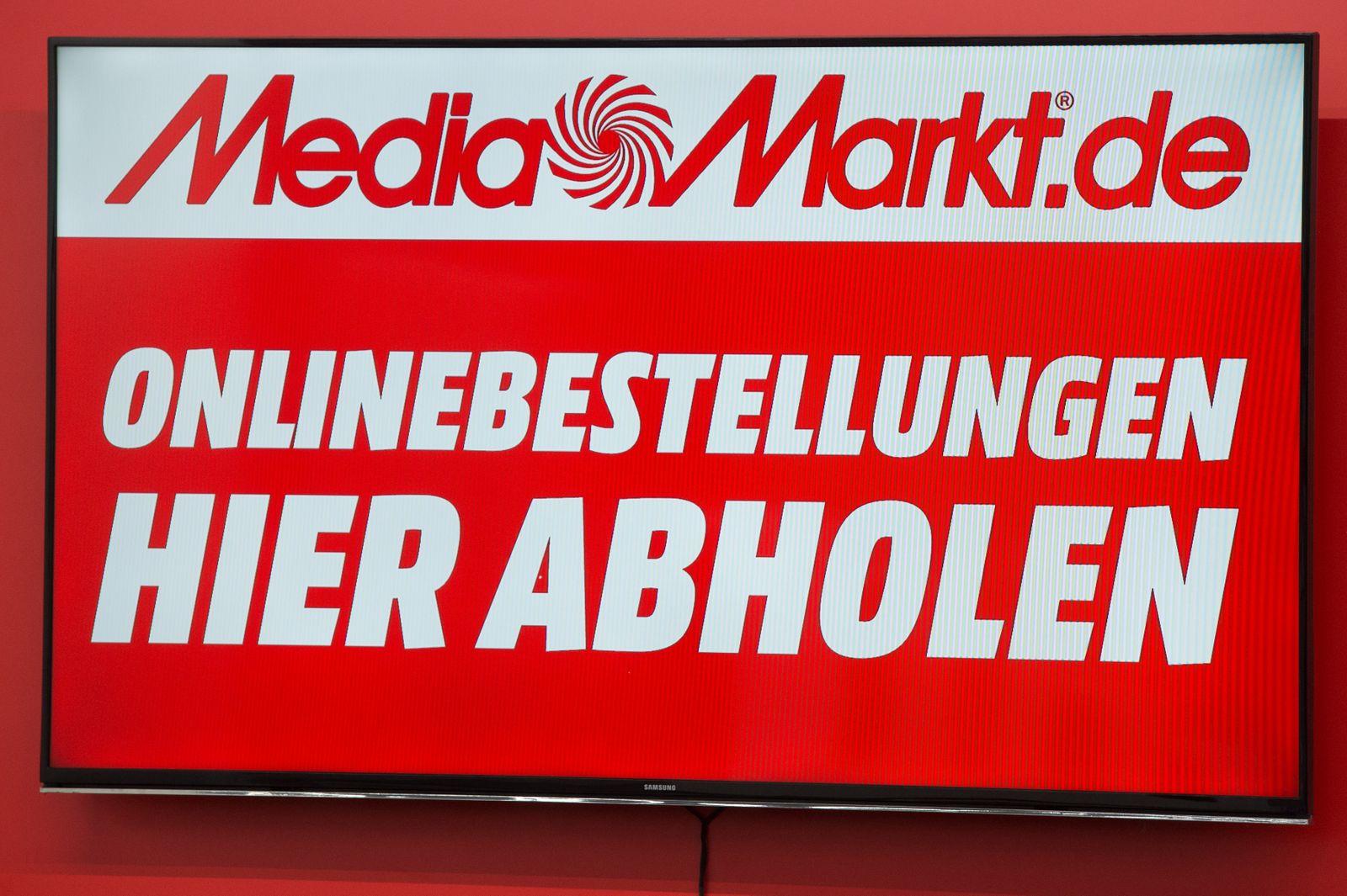 Media Markt - «Click &Collect»