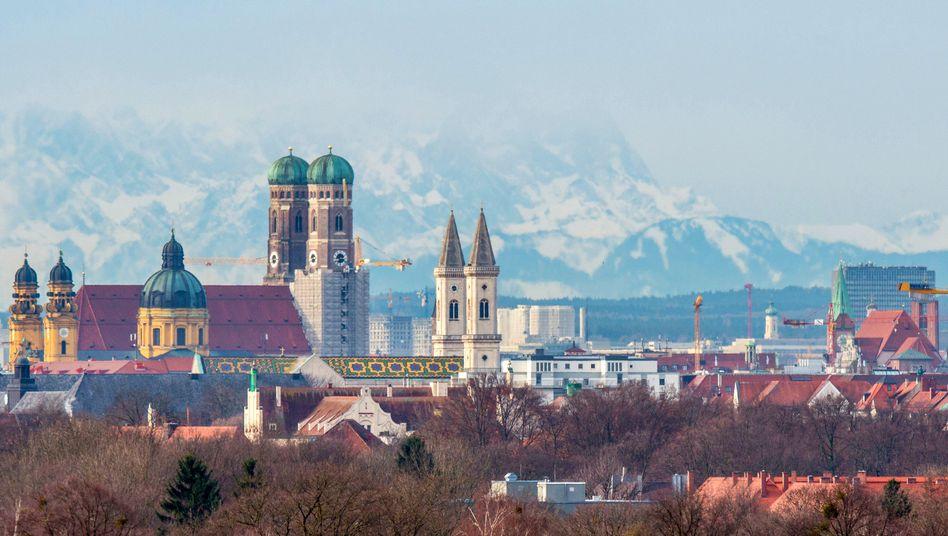 München: Ein städtischer Gewinner - doch Gewinner gibt es auch auf dem Land