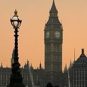 Schöner shoppen: Big Ben in London