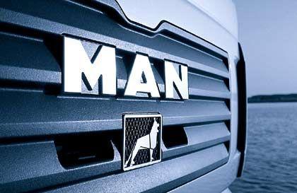 Boomt: Die MAN-Nutzfahrzeuge-Sparte