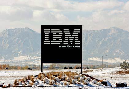 Solide in der Krise: IBM steigert den Gewinn und erhöht die Prognose