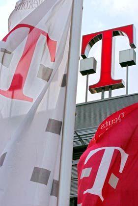 Deutsche Telekom: Management senkt Gewinnprognose für 2007